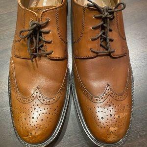 Mens Johnston & Murphy shoes 13